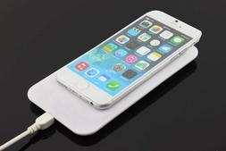 Qi Wireless Charger Charging Pad for iPhone 5 5S 6 6S 7 8 Pl