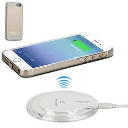 Antye Qi Wireless Charger for iPhone 5/5S/5SE Charging Pad +