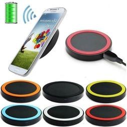 Qi Wireless Charger For  iPhone 5/5s/5c/SE/6/ 6s / 6 Plus /