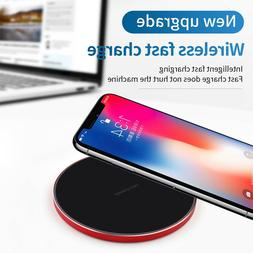 QI wireless charger Apple iWatch Headset charging Pad iPhone