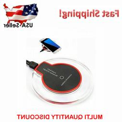 qi wireless charger pad 10w fast charging