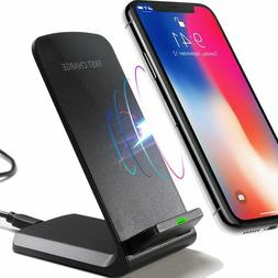 Qi Wireless Charger iPhone X/8/8 Plus Wireless Charger for S