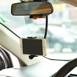Premium Rear View Mirror Car Mount Holder Cradle Dock for Ve