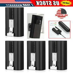 Ring Rechargeable Battery /Dual Charger For Video Doorbell 2
