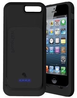 PowerSkin Shockproof Battery Case Cover for iPhone 5