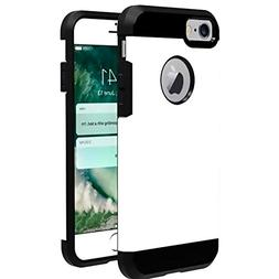 iBarbe Slim Shockproof Soft Rugged Anti-slip Cover for Apple