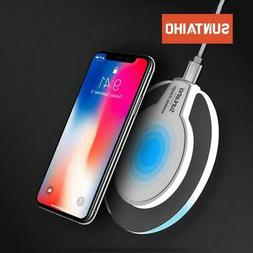 Suntaiho Qi Wireless Charger 5W Phone Charger Wireless Fast