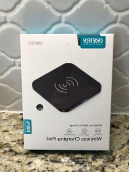 t511 wireless charger qi certified charging pad