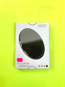 Tozo Wireless Charger Ultra Thin Aviation Aluminum Fast Char