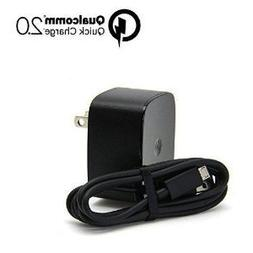 Turbo Fast Powered 15W Wall Charging Kit Works for Samsung G
