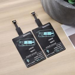 Universal QI Wireless Charging Charger Receiver for HTC Sums