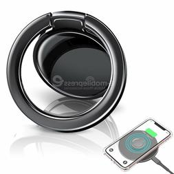 Universal Ring Holder Grip For Cell Phone Rotating Wireless