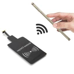 Universal Wireless Qi Charger Receiver Charging Adapter Pad