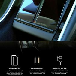 US Upgrad Qi Wireless Charger for Tesla Model 3 Car Center C
