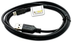 6ft ReadyPlug USB Cable for Anker Bluetooth Folio Keyboard C