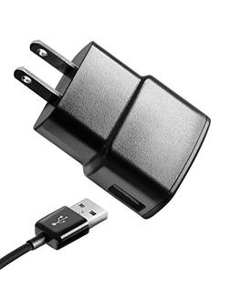Samsung 1 Amp wall Power  Adapter with Detachable Micro USB