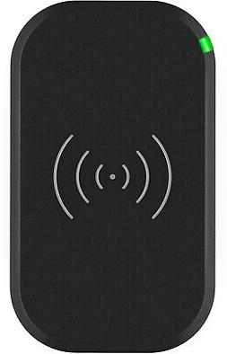CHOETECH Wide Range Fast Wireless Charger, Qi Certified 3 Co