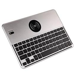 Wireless Bluetooth 3.0 Keyboard, 2 in 1 Universal Slim Porta
