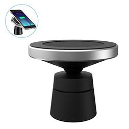 Wireless Car Charger, Newgam Qi Magnetic Wireless Car Chargi