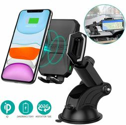 CHOETECH Wireless Car Charger, USB Type C 7.5W Wireless Car