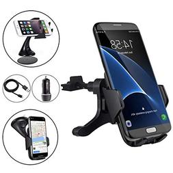 Wireless Car Charger Bundle - ZALE Wireless Charger Car Moun