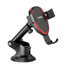 CHOETECH Wireless Car Charger,Auto-Clamping Air Vent Car Mou