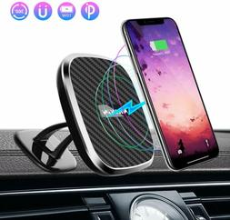 Nillkin Wireless Car Charger Mount, 2 in 1 Rotatable Magneti