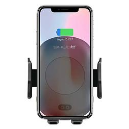 Wireless Car-Charger Mount C10B Cradle for iPhone Xs,Xs max,