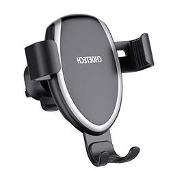 CHOETECH Wireless Car Charger Mount, Auto-Clamping Adjustabl