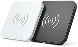 CHOETECH Wireless Charger 2 Pack 10W Max Qi Certified Fast W