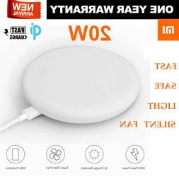 Xiaomi Wireless Charger 20W Charging Pad iPhone Samsung HTC