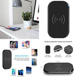 CHOETECH Wireless Charger 3 Coils Qi Charging Pad Compatible