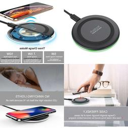 Wireless Charger, Yootech 7.5W Wireless Charger For Iphone X