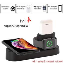 Wireless Charger Charging Pad Charge Station for Apple iWatc