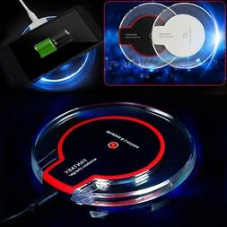 Wireless Charger Charging Pad Mat for iPhone 7 8 X Android S