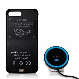Wireless Charger for iPhone 7 6 6S with Magnetic Wireless Ch