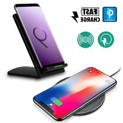 Wireless Charger for iPhone X 8 8Plus/S9/S9+ Note 8/5 S8/S8+