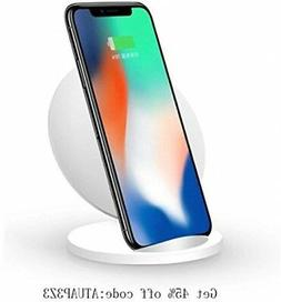 Wireless Charger IPhone 8, YOLIKE Wireless Charging Stand Q8