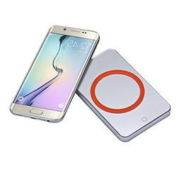 Wireless Charger Pad,AutumnFall® Three coils Qi Wireless Ch