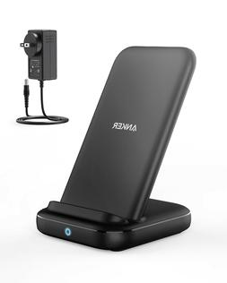 Anker Wireless Charger PowerWave 10 Stand 2 USB-A Ports 7.5W