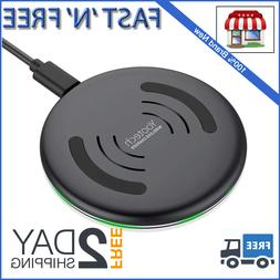 Yootech Wireless Charger Qi-Certified 7.5W All Qi-Enabled Ph