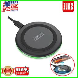 Yootech Wireless Charger Qi-Certified 7.5W Charging Compatib