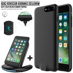 Wireless Charger Receiver Case Cover For iPhone 6 6S 7 Plus