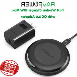 Ravpower wireless charger RP-PC034 for All Qi-enabled Device