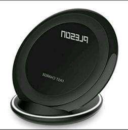 Pleson Wireless Charger Stand, New Open Box.
