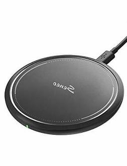 Wireless Charging Pad 10W Qi Certified Fast Wireless iPhone