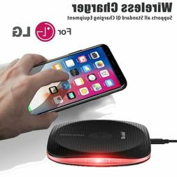 Wireless Charging Stand Qi Fast Charger