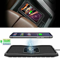 Wireless Fast Charger Charging Pad Wireless Charger Receiver